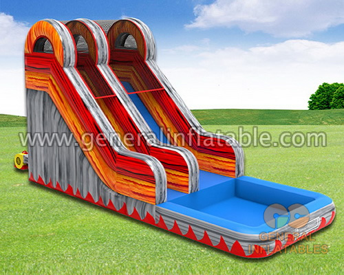 GWS-239 Fire water slide GWS-239
