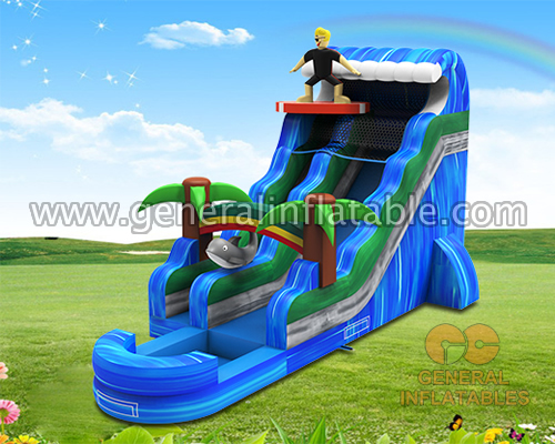 GWS-29 Surf water slide GWS-29