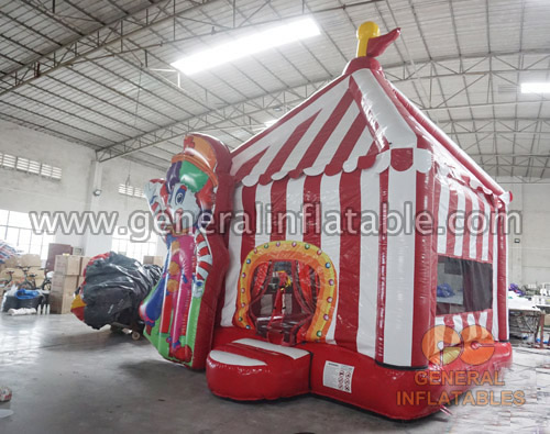 GB-446 Circus show bounce house