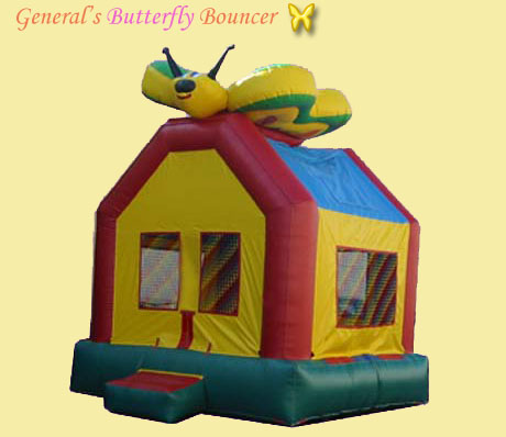 Butterfly bouncer GB-83