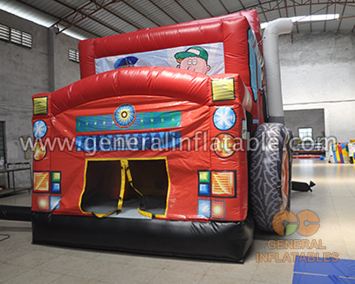 GS-202 Inflatable truck slide