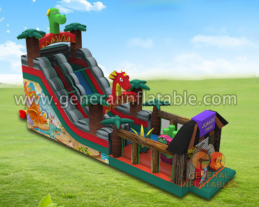GS-256 Dinosaur slide GS-256